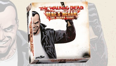 The Walking Dead Here's Negan!