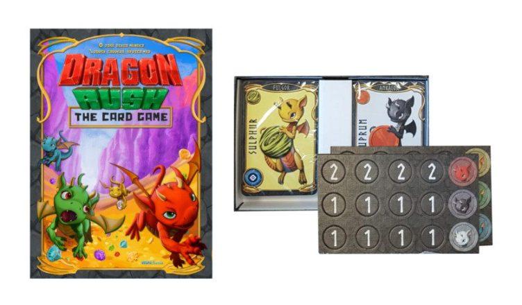 Dragon Rush: The Card Game