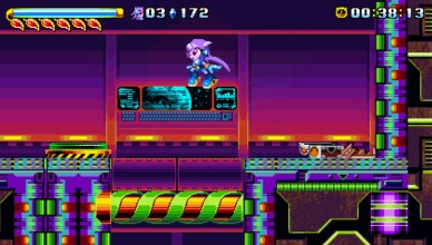 Freedom Planet juego