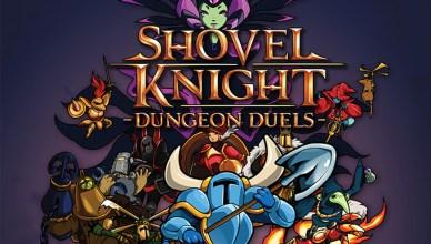 juego de mesa Shovel Knight
