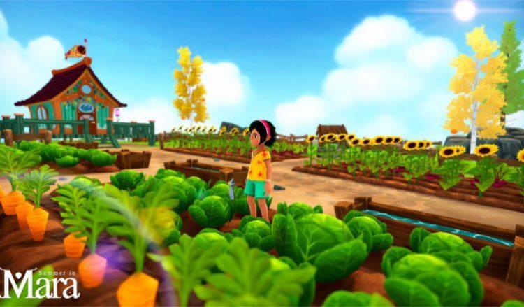 Summer in Mara presenta su historia en un nuevo vídeo • Consola y Tablero