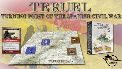 Teruel juego de mesa