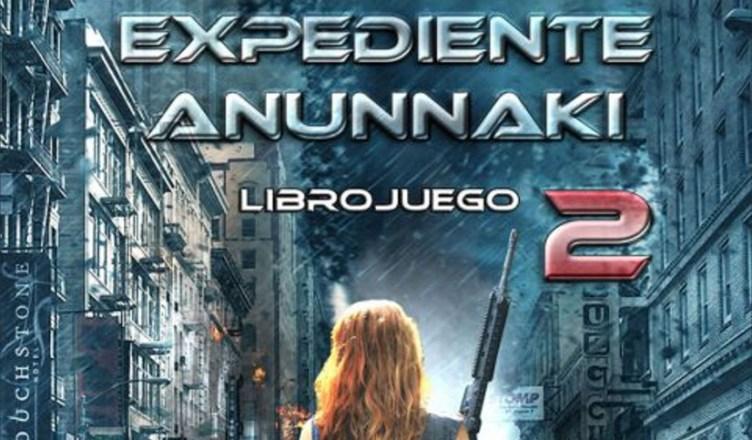 Expediente Anunnaki Librojuego 2