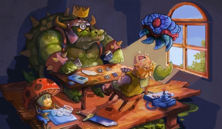 Final Boss: El juego de cartas