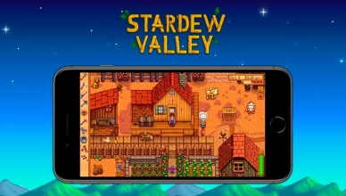 Stardew Valley iOS Android