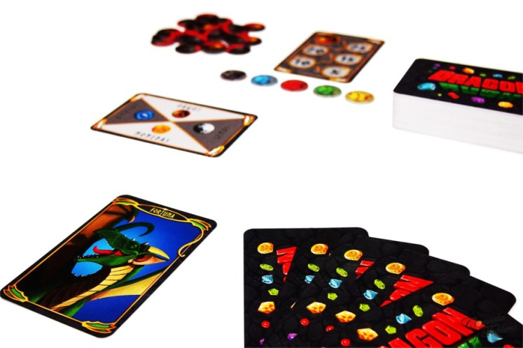 Dragon Rush The Card Game