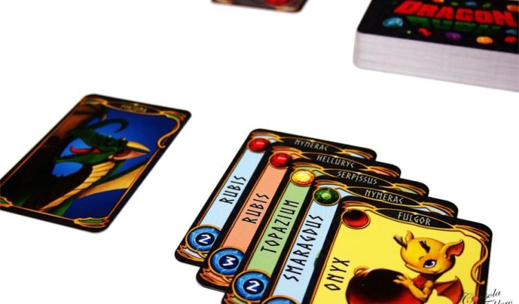 Dragon Rush The Card Game