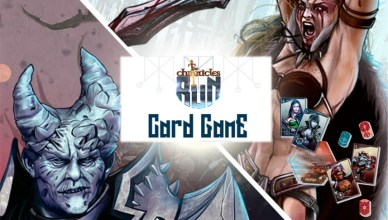 The Chronicles of Run Card Game