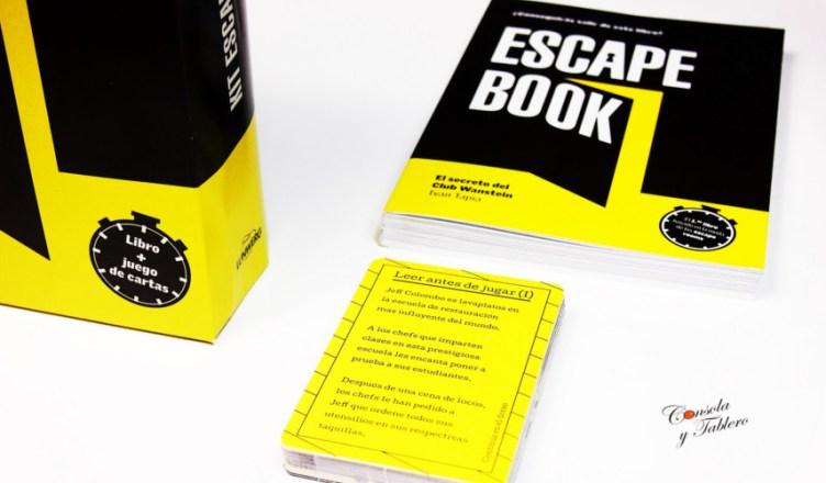 Kit Escape Book