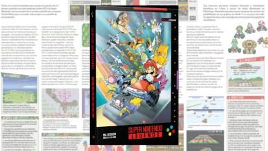 Super Nintendo Legends