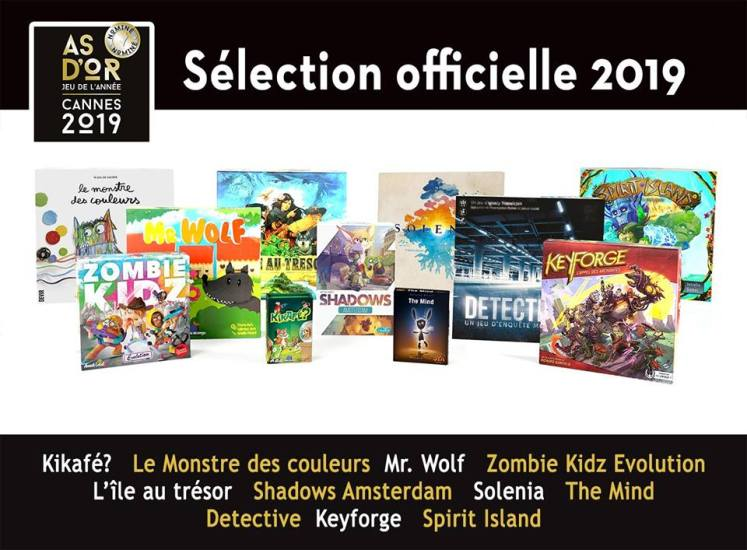 As d'Or 2019