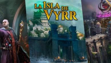 La Isla de Vyrr