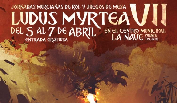VII Jornadas de Rol Ludus Myrtea