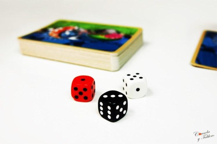 juego de mesa peces