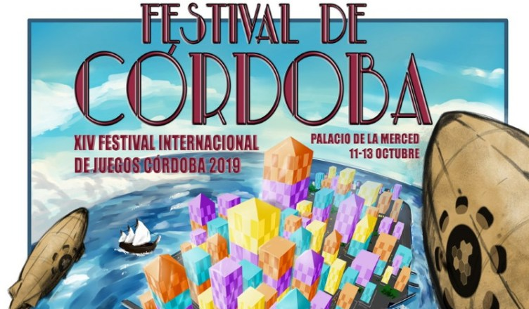 XIV Festival Internacional de Juegos Cordoba 2019