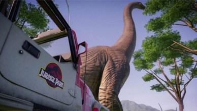Jurassic World Evolution Return to Jurassic Park