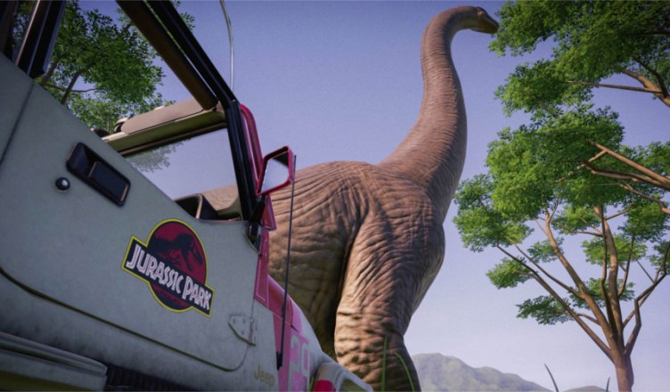 Jurassic World Evolution Return to Jurassic Park