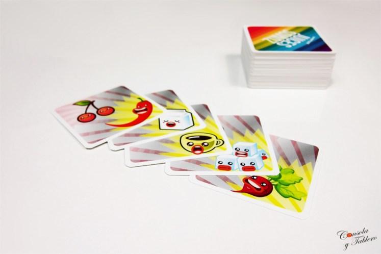 juegos de mesa frutas