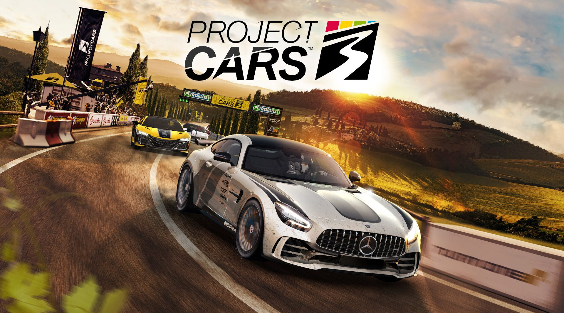 project cars 3, Project CARS 3 – Data d'uscita svelata