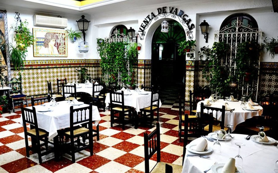 VENTA DE VARGAS » Plaza Juan Vargas, s/n. San Fernando.