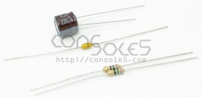SNES2 SNES Jr Mini S-Video Mod Kit