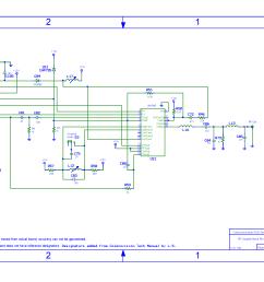 colecovision main pcb schematic rev h2 1 [ 2200 x 1700 Pixel ]