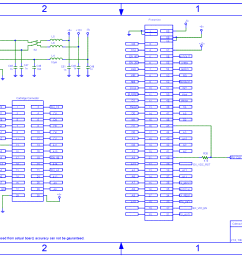 colecovision main pcb schematic rev h2 1 power  [ 1934 x 1518 Pixel ]