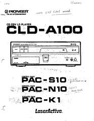 File:Pioneer CLD-A100 Supplemental Service Information.pdf