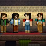 Minecraft Story Mode Launches In October