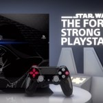 Limited Edition Star Wars PlayStation 4 Announced