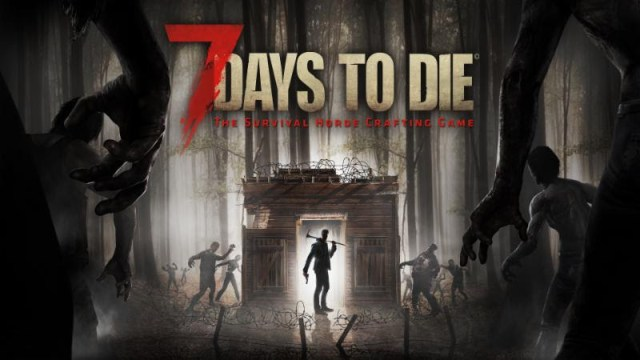 7 Days To Die Header