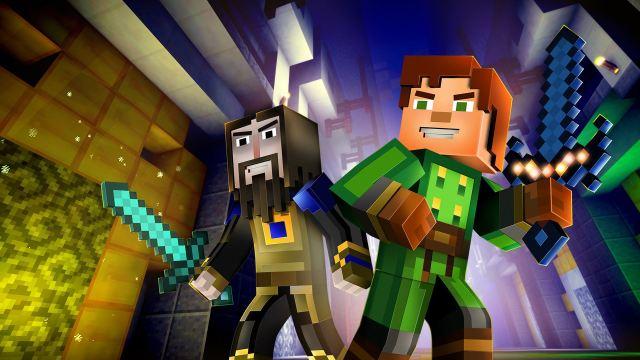 Minecraft Story Mode Ep 6 Header