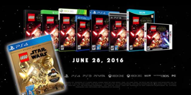 LEGO Star Wars Copies