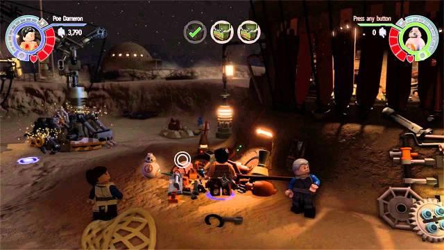 LEGO Star Wars Screenshot