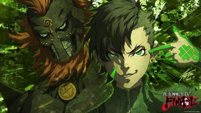 Shin Megami Header