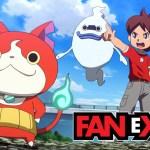Yo Kai Watch At Fan Expo Canada