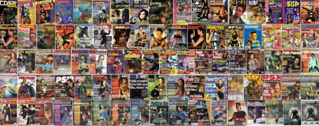 lara-croft-magazine-covers