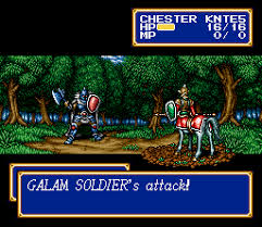 RPG de Mega Drive - Shining Force II 5