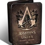 Boite Assassin's creed Unity