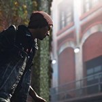 PS4 InFamous Second Son homme surveille