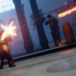 PS4 InFamous Second Son attaque