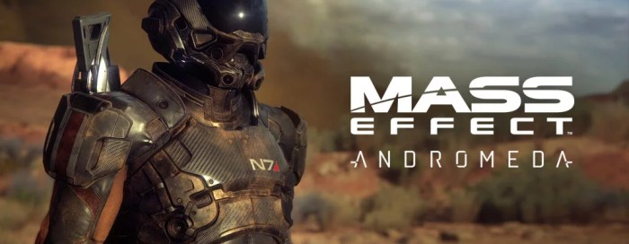 mass effect andromeda EA