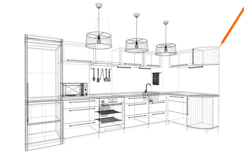 Easy Kitchen Layout Tool