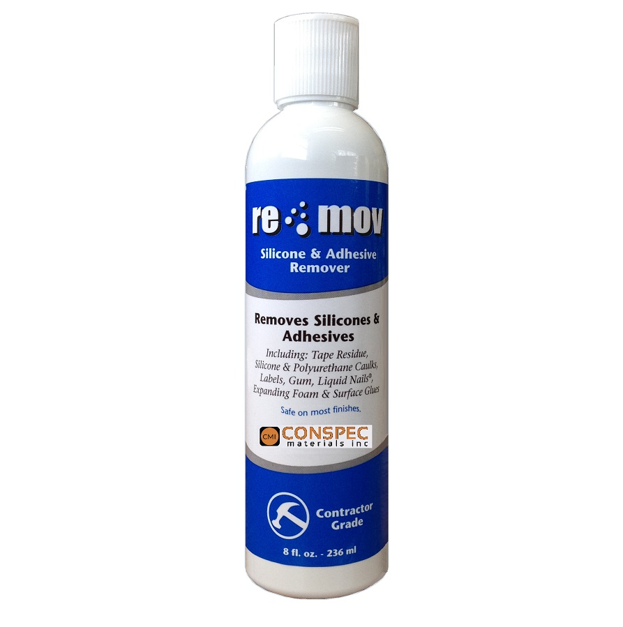What Dissolves Silicone Caulk Residue
