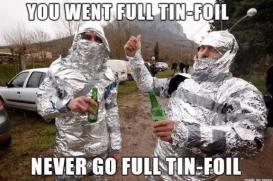 full tin foil