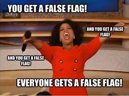 oprah everyone gets a false flag