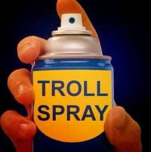 TROLL SPRAY