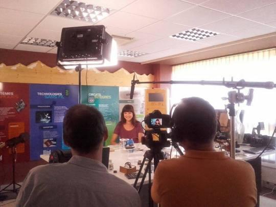 Interview de Luce Moreau par AfterMedia juin 2016