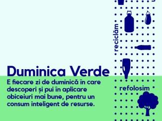 Carrefour România Duminica Verde