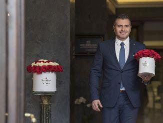 Marius Dosinescu CEO si fondator FlorideLux